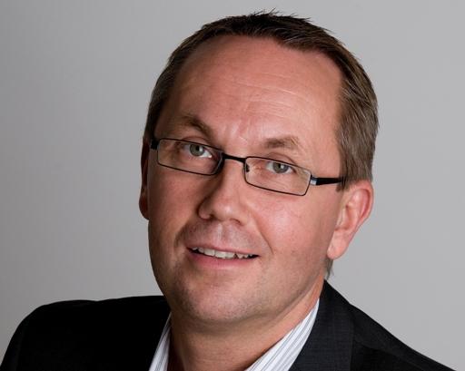 Mats Persson, ny generalsekretare för Riksförbundet Sveriges museer