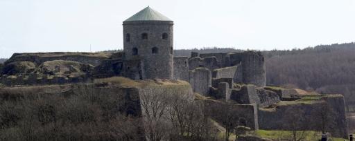 Bohus Fästning i Kungälv. Foto: Bert Leandersson