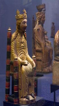 Viklaumadonnan från cirka 1170
