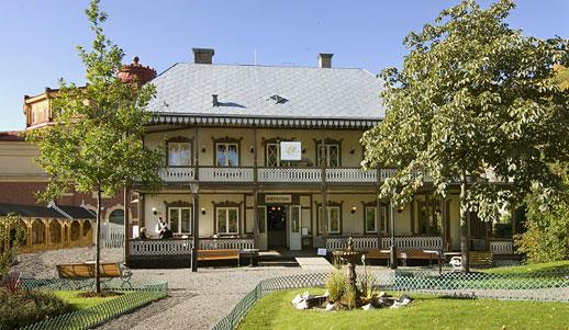 Guddhyllan på Skansen. Foto: Marie Andersson