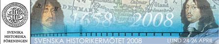 Svenska Historikermötet 2008