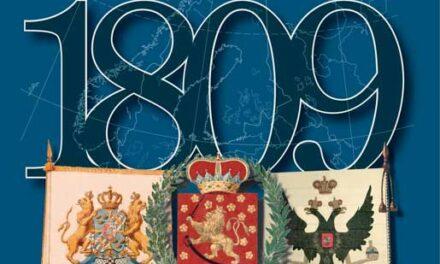 1809 – rikssprängning och begynnelse