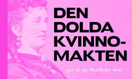 Den dolda kvinnomakten Årets bok om svensk historia