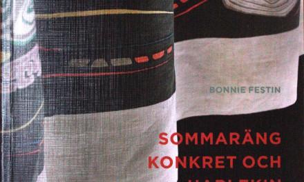 Erik Chambert som textilformgivare