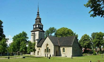 Örberga kyrka firar 900 år