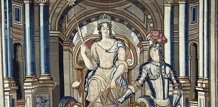 Königsmarckska tapeterna – en familjeberättelse från europeiskt 1600-tal