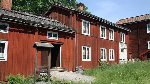 Delsbogården på Skansen. Foto: AleWi.