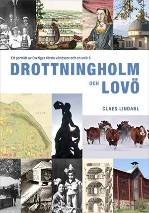 Drottningholm och Lovö - omslag