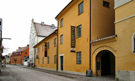 Gotlands museum tar bort jordbruks- och industriutställning