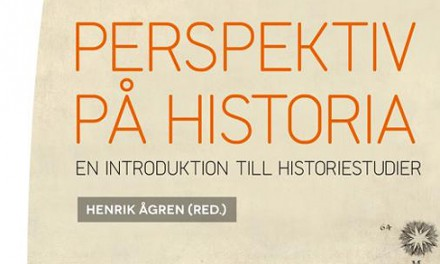 En introduktion till historiestudier
