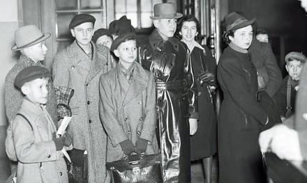 Svenska judar aktiva under andra världskriget