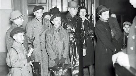 The Swedish Jews and the victims of Nazi terror
