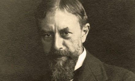 Författaren, tänkaren och resenären Algot Ruhe