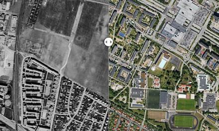 60-åriga flygfoton visar upp ett svunnet Sverige
