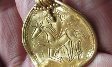 Guldfynd från herulernas tid