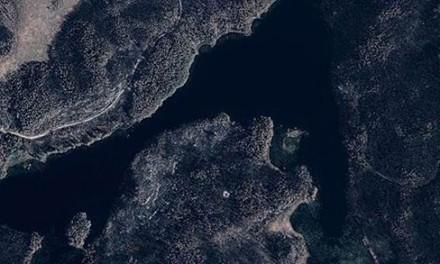 Laserskanning av Sverige har avslöjat okända fornlämningar