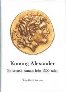 Konung Alexander - omslag