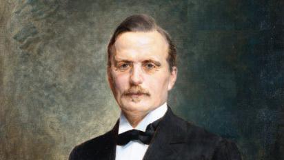En biografi över Fridtjuv Berg