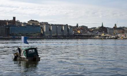 Skeppsvraken i centrala Stockholm ska åldersbestämmas