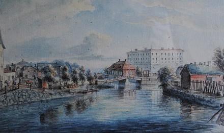 Lösdriveri och försvarslöshet i Sverige under 1830-talet