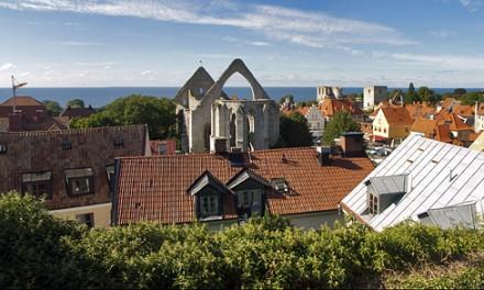 Fel puts får hus i Visby att ruttna