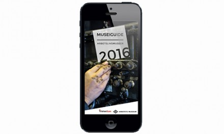 Museiguiden 2016 även som app