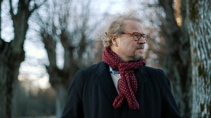 Fredrik Lindström. Foto: SVT