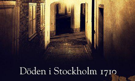 Pestens år i Stockholm