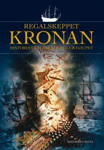 Regalskeppet Kronan - omslag