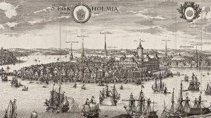 Unika bilder av 1600-talets Sverige i ny databas
