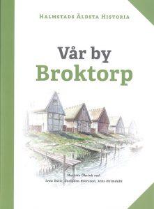 Vår by Broktorp - omslag