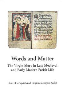 Words and matter - omslag