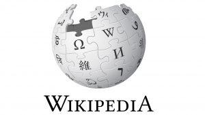 Wikipedia - logga