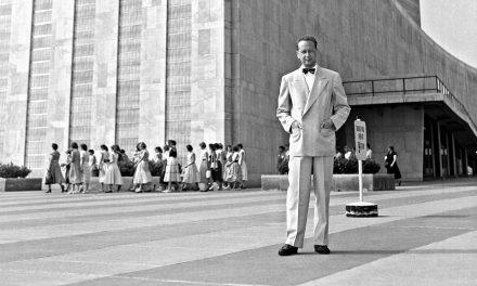 Dag Hammarskjölds arkiv kan bli världsminne