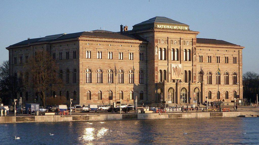 Nationalmuseum. Foto: Holger Ellgaard (Wikimedia CC-BY-SA-3.0)