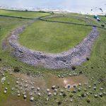 Uråldrig lök – bevis för Sandby borgs kontakter med Romarriket