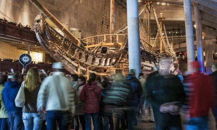 Vasamuseet seglar in på världstopplista