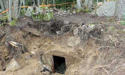 Bunker från kalla kriget kan bli utställning