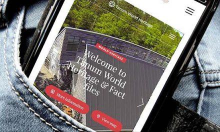Ny webbapp om hällristningarna i Tanum
