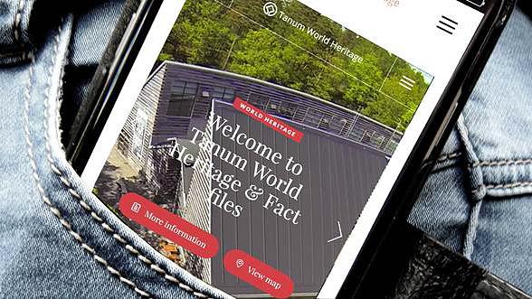 Tanums webbapp