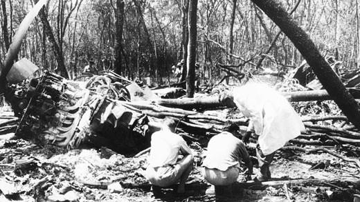 Dags Hammarskjölds död