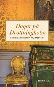 Dagar på Drottningholm - omslag