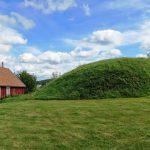 Laholms kommun köper en gravhög