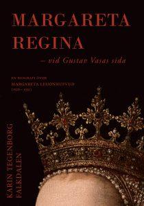 Margareta Regina - omslag