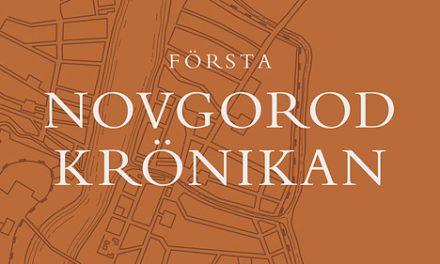 Novgorodkrönikan på svenska