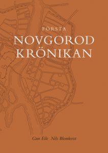 Novgorodkrönikan - omslag
