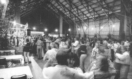 När diskoteken konkurrerade ut logdanserna