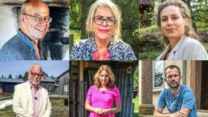 Nya kändisarna som ska släktforska i SVT