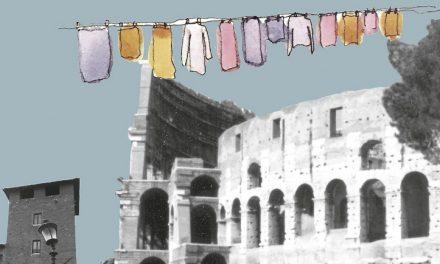 Med Ellen Rydelius i Rom