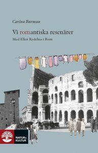 Vi romantiska resenärer - omslag